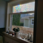 3D Rainbow Effect Window Film photo review